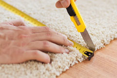 repairing rips and tears in Tamworth Green carpets