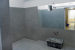 wet room installation Tamworth Green